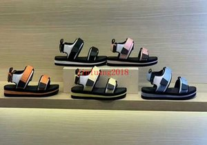 2021 luxury women's sandals designer casual shoes summer outdoor beach ladies brand flip flop high quality platform shoe's arcade non-slip flat sneakers 34-42