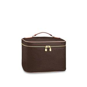 Nice Makeup Cosmetic Bag Toiletry Pouch Cases Women Travel Bags Clutch Handbags Purses 3 sizes Mini Wallets 42265 Handbag LB176