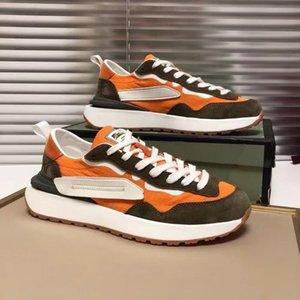 Free 21SS Arrival Sale Mens Trail Sneaker Fashion Luxury Designer Shoes men Size 38-44 MKq0001