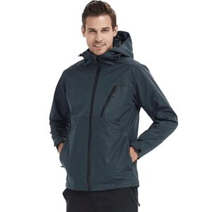 Moda casual cremallera bolsillo chaqueta con capucha de la marca cálida ropa norte ropa de manga larga cara sudadera 21