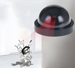 Navidad Santa Seguridad Cámara Cúpula Simulada Video Video Monitor Dummy Minitor Cámaras personalizadas Ornamentood5885