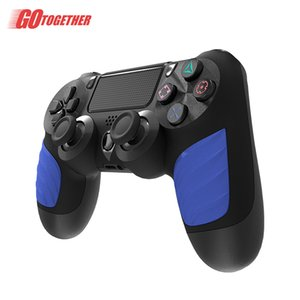 Bluetooth Wireless Controller For PS4 Vibration Joystick Gamepad Game Handle Controllers for Play Station Without logo