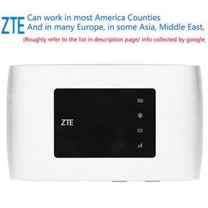 Unlocked ZTE MF920T 4G LTE WiFi Mobile wireless Router 150Mbps modem Hotspot 3g