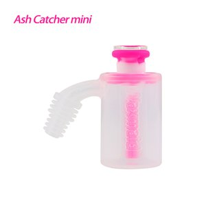 WaxMaid оптом 2,95 дюйма курительная силиконовая ясень Cather Mini Suits 14 мм 18 мм Bong Showers для розничной торговли от склада CA