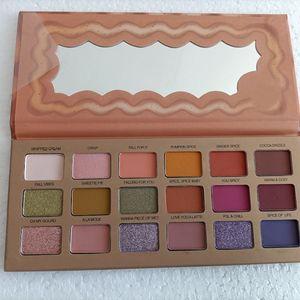 HOT brand makeup eye shadow Christmas PUMPKIN 18colors eyeshadow Shimmer Matte Christmas 18color eyeshadow palette