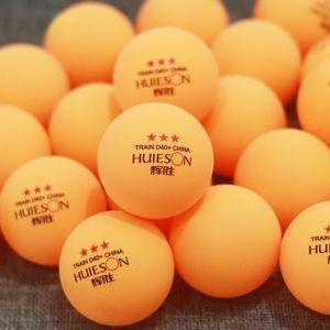 10pcs Pingpong 탁구 공 교육을위한 전문 스포츠 사용 ED-
