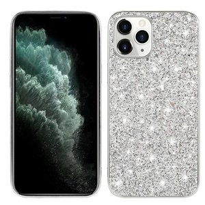 Electroplating diamond-studded all-inclusive anti-drop hard shell for iphone12 etc