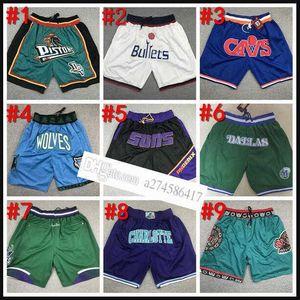 Мужчины просто Don Shorts 95 издание ретро сетка подлинные сшитые просто Don Pocket Basketball Shorts Chiew City Teams Name ID Tags 05