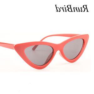 Cool Trendy Little Cat Eye Women Fashion Latest Sexy Brand Designer Sunglasses for Women's Eyes the Sun 1157r
