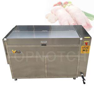 Industrial Carrot Ginger Potato Skin Washers Meat Washing Machine