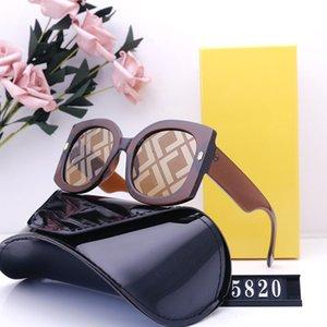 Sunglasses For Men Lady Designer Luxury Letter F Sun Glasses Women Mens Spectacles Fashion Classic Casual Retort Sunglass D2109153HL