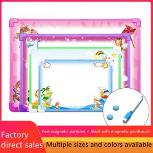 Children's early education environmental protection drawing board magic toys