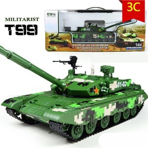 Big Military Model135 alloy model T99 MBT tankMetal tanksDiecast carsGood giftGift Package