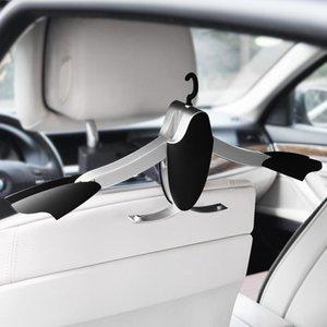 Hook Hanger Car Coat ABS Seat Back Clip Clothes Suit Jacket Slip Fashion Vehicle Fastener