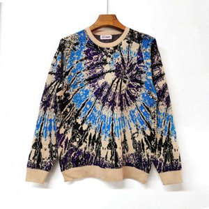 pa lm Meichao PA brokenhead bear Angel Bear smile face Pullover Sweater 6WEZ