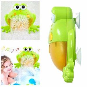 Ванна игрушка лягушка пузырьковое мыло для детей пузырь игрушка машина для ванны смешные пузырьки жидкие игрушки ванны для детей детей