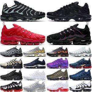 vapormax plus tn vapors vapor max tn plus TN plus tênis masculino feminino tênis outdoor tns masculino feminino tênis esportivo tamanho grande 36-47