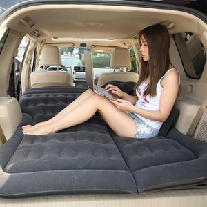 Car Air Mattress Outdoor Camping Inflatable Travel Bed Multifunctional Accessories Other Interior
