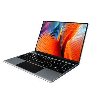 KUU YOBOOK Laptop Notebook 13.5 Inch Pentium Processor Windows 10 Pro J3710 RAM 8GB ROM 256GB Quad Core 3K IPS Screen - Silver Grey