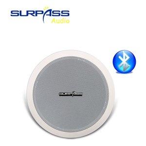 블루투스 천장 스피커 전문 인 - 천장 스피커 서라운드 사운드에 대 한 시스템 좋은 품질의 휴대 전화 제어와 홈 극장 배경 음악