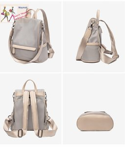 Дизайнер Oxford рюкзак против кражи легкая сумка для путешествий женщин повседневная сумка на плечо