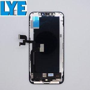 OEM الأصلي OLED الشاشة لفون XS شاشة LCD شاشة تعمل باللمس محول الأرقام استبدال التجميع الكامل