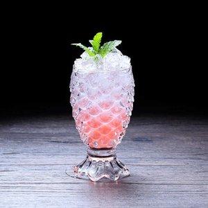 3D сброс весы русалка стекло коктеил бокалы бокалы Bicchieri Vetro Verre Whiskey Chivas Xicaras пиво ананасовый чашкой COPO CAVEIRA X0703