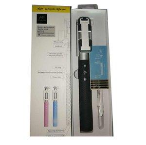 MP MyPole Smart Electric Auto-Extension Stick Stick Стабилизаторы беспроводных Bluetooth 3.0 Пульт дистанционного управления для iPhone Samsung Phones Camera
