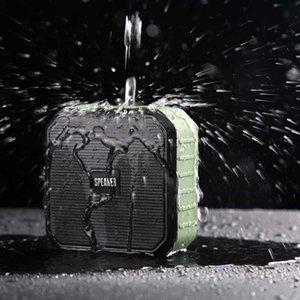 A13 Bluetooth Speakers IPX7 Portable Speaker Double Horn Outdoor Waterproof Subwoofers Wireless certificate with box