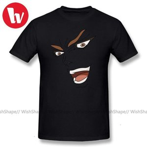 boys Jojo T-Shirt Men Print Kono Dio Da Shirt Funny Man Graphic Tshirt Summer Mens Short Sleeve Casual T Shirts Big Music tee ShirtChildren's clothing