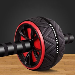 Ab Roller Big wheel Abdominal Muscle Trainer for Fitness Abs Core Workout Abdominal Muscles Training Home Gym Fitness Equipment 540 Z2