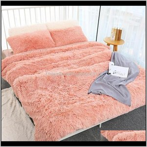 Blankets Super Soft Luxury Shaggy Fluffy Warm Cozy Throw Blanket Air Conditioning Bedspread For Couch Sofa Bed1 Skvpe Zyghj