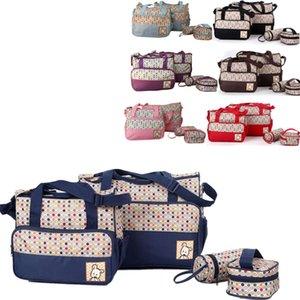 New Luier Fashion Women Travel Baby Handbag Nursing Maternity Bag Diapers A Shoulder Luiertas
