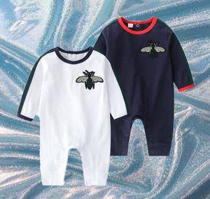 2021 Infant Designer Outfits kids baby Boys Girls Clothes kid Romper Toddler long Sleeve Jumpsuit Bodysuits children Clothing
