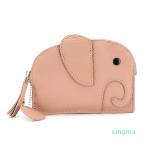 HBP women fashion Elephant Mini Creativity Coin Purse Girl Cute 8 colors wallet