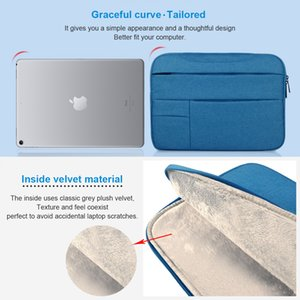 For iPad Pro 12.9 Sleeve Case 13.3 inch Bag with Handle Shockproof Laptop Notebook Tablet Case for Apple iPad Prp 12.9 2017 2018