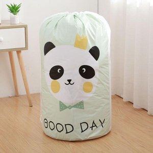 Portable Storage Bags Clothing Drawstring Pouch Pillows Quilt Blanket Bedding Organizer Closet Organizer Pouch Wholesale CCF6346