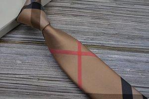 Бренд Мужские галстуки 100% Шелковый Жаккард Классический тканый ручной работы для мужчин Свадебный и деловой галстук