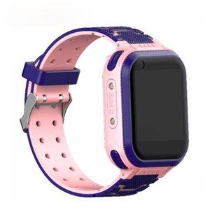 Slimy 4G Smart Watch T3 IP67 Водонепроницаемая Удаленная камера GPS Wi-Fi Расположение Отслеживание Детей Детские SmartWatch SOS Видео Вызов Наручные часы