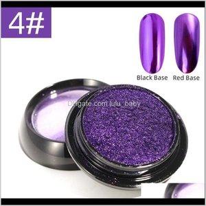 Nail Art Mirror Pigment Glitter Dip Powder Uv Gel Polish Decor Supplies Or88 Aatpg Qghuh