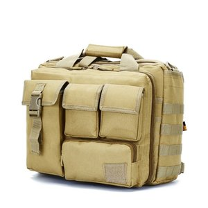 Military Molle Bag Tactical Army Messenger Fanny Sling Backpacks Outdoor Sports Camping Hunting Climbing Laptop Shouder Bag Pack 698 S2