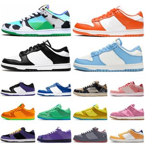 sb dunk low Zapatos para correr Chicago Civilist Chunky Dunky Orange Bears ACG Terra Lobster Purple Zapatillas de deporte para hombre Zapatillas deportivas al aire libre