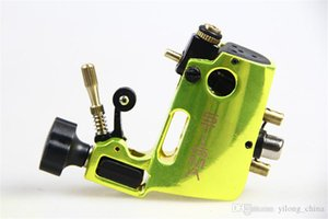 Tattoo Machine High Quality Stigma Hyper V3 Tattoo Machine Green Color Rotary Gun For Shader And Liner Free Ship