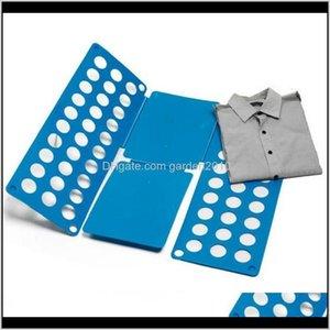 Hangers & Racks T-Shirt Fold Garment Folding Board For Kids Small Size Laundry Fast Speed Folder Clothes Gferg Audzl