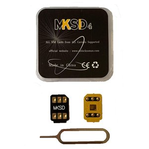 MKSD RSIM heicard unlock sim iPhone Unlocking card for 6s 6sp 7 7p 8 8p x XS  XR MAX 11  11p  12pro