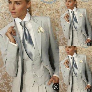 Women's Blazers Women Blazer Vest Pants Suit Ladies Office Business Tuxedos Formal Wear Suits Custom size and color jacket pants vest tie