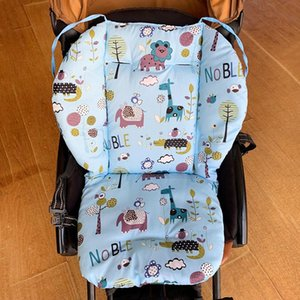 Stroller Parts & Accessories Universal Baby Seat Pad High Chair Cushion Liner Mat Cotton Soft Feeding Pads Cover Protector