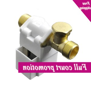 Dc 12V Replacement Sanitary Water Plastic Sustainable Quick Connection Fast-acting Practical Home Electrical Solenoid