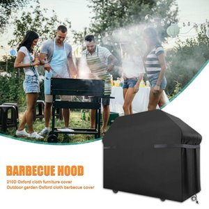Tools & Accessories Waterproof Oxford BBQ Grill Cover Outdoor Garden Anti Dust Rain Barbecue Picnic Tool Easily Carrying