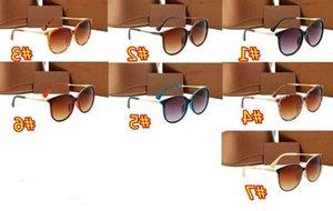 Luxury Women's Frame Brand Designer Sunglasses for UV Protection Summer Style Top-quality outdoor visor glasses